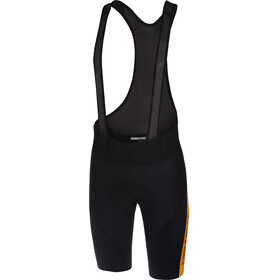 Castelli Velocissimo IV Bibshorts Men black/orange